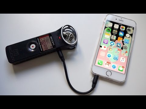 Comparison of Headphone-Out Electrical Noise: iPhone 5S vs iPhone 6S