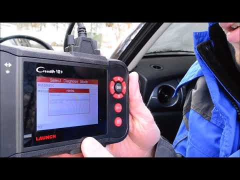 launch c reader vII+ obdii scanner works with mini cooper