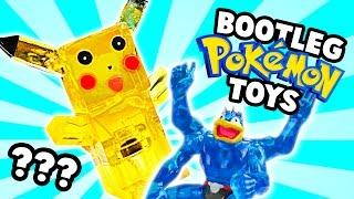 Bootleg Pokemon Toys #3
