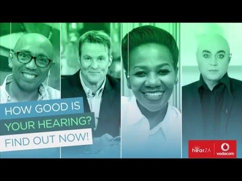 Vodacom Foundation - hearZA