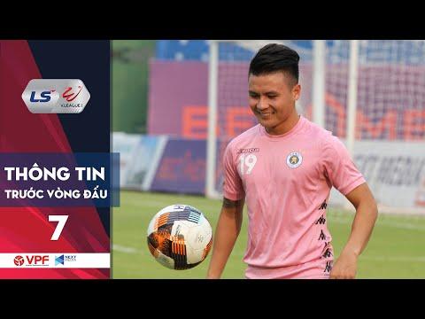 Preview | Vòng 7 LS V.League 1 - 2020 | Cơ hội để CLB TP. HCM, Hà Nội FC tách Top? | VPF Media