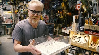 Tested in 2017: Adam Savage