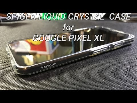 Spigen Liquid Crystal Case for Google Pixel XL