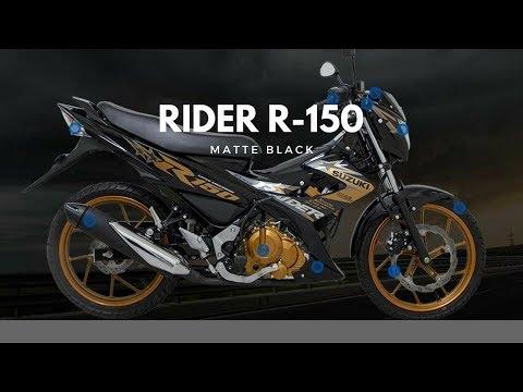 All New Suzuki Raider R-150 2019 Release Date | Hyper Underbone