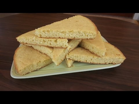 Quick & Easy | How to Make Vegan Skillet Cornbread