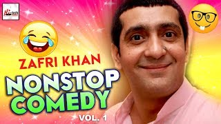 Zafri Khan Non Stop Comedy Vol.1 - Most Funny Comedy Scenes Of Pakistani Stage Dramas