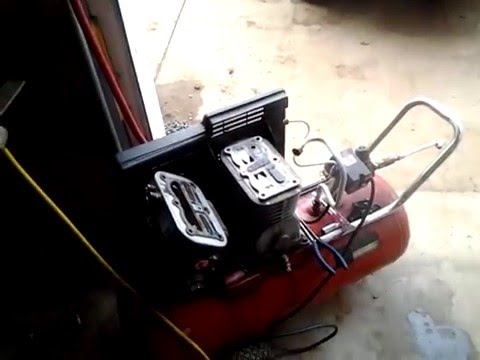 Sears compressor repair part 1