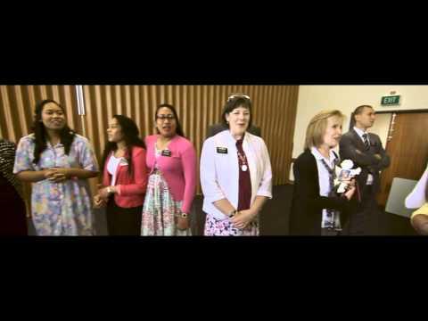 Australia Melbourne mission song 2013