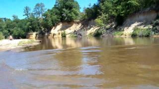 Alabama Creek Riding Trailblazer And Yondaha