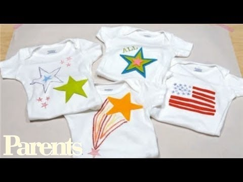 Baby Shower Games: Star Onesies | Parents