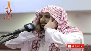 Amazing Beautiful Azan | Emotional Azan | Heart Melting Azan by Sheikh Abdullah Al Zaili  || AWAZ