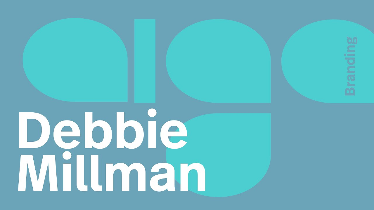 Debbie Millman  |  The Complete History of Branding in 20 Minutes