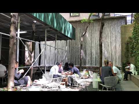 Paley Park, Manhattan, New York (5-24-18)