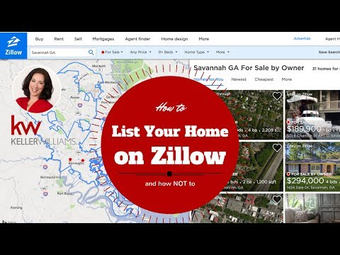 How to list your home on Zillow - and how NOT to