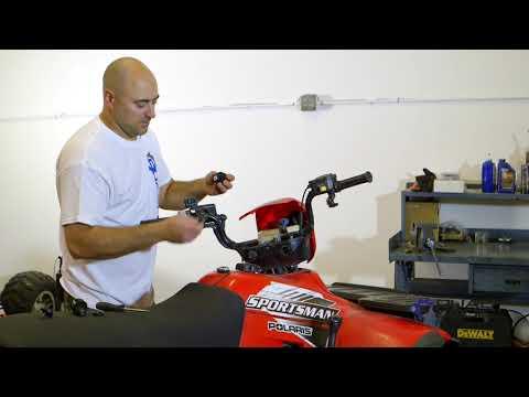 Polaris ATV Ignition Keyswitch Replacement