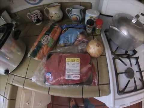 Cookin' w/ Bleezy: Boneless top round roast