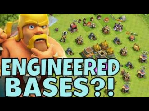 What is an engineered base?|| engineered base full details|| how to make engineered base|| coc