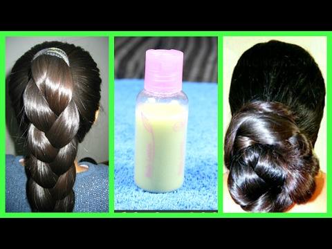 DIY Homemade Ginger Hair Oil For Long Hair, Soft Hair, Smooth Hair,Thick hair and Healthy Hair