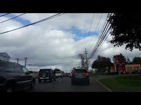 Driving By Norwalk,Connecticut
