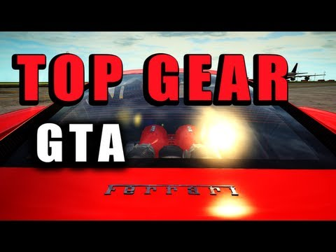 Ferrari F430 - Top Gear GTA IV Remake HD