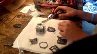 $10 Chainsaw Fixer-up, Homelite XL-12 Videos & Books