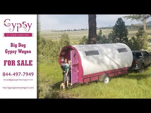 Big Dog Gypsy Wagon For Sale