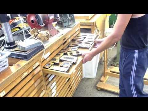 Taurus Leather Company, How To Make A Super Yankee Tool Belt!