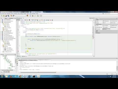 CMSC 300 - Creating a JSP Application that Sends an Email