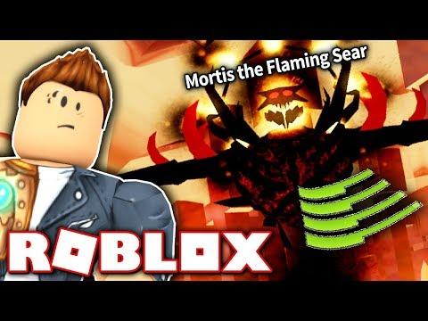 DEFEATING THE FLOOR 9 BOSS IN SWORDBURST 2!! (Roblox)