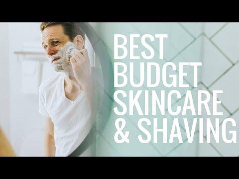 Best Affordable Skincare & Shaving Products For Men