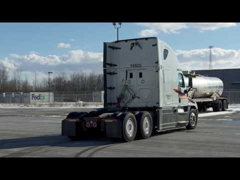 Driving Automated Transmission Trucks