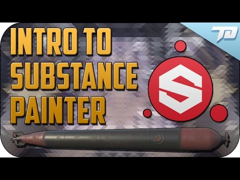 Intro To Substance Painter   Everything You Need To Get Started