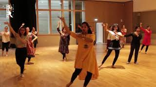 Kanha re dance // Neeti mohan // dance workshop // simple steps