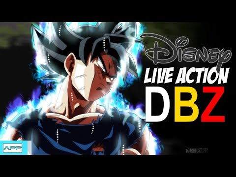 Disney Live Action Dragon Ball Z / Super Movie?!! Could this Actually be Good?