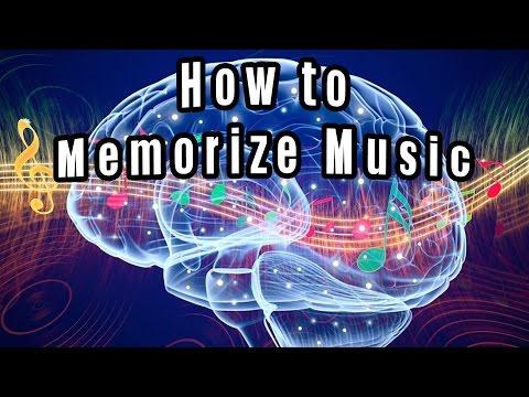 How to Practice the Piano - Memorizing Music - Music Memorization