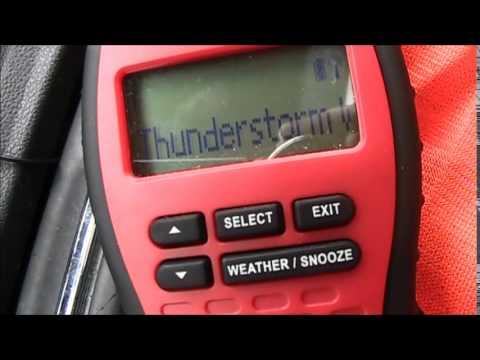April 22, 2015 Severe Weather Alerts Compilation (EAS #1,366-1,372)