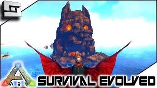 ARK Survival Evolved - BROODMOTHER BOSS TAMING & PRIMAL BOSS FIGHT