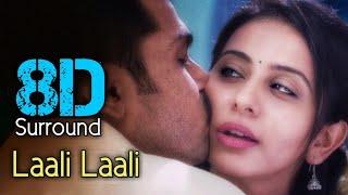 Laali Laali (Chinna Chinna) 8D | Theeran Adhigaaram Ondru | Karthi | Rakul Preet Singh | 8D BeatZ