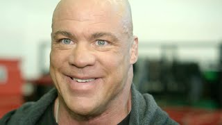 Kurt Angle is more than ready to step back into a WWE ring: Exclusive, Oct. 22, 2017