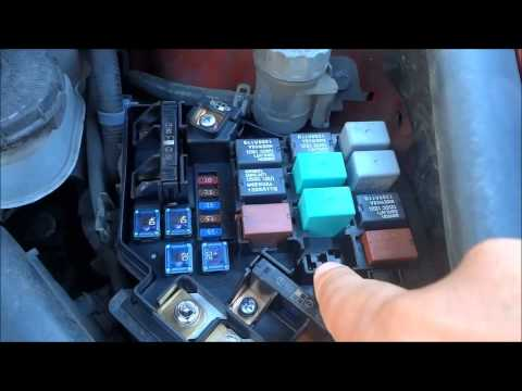 How To Replace A Car Relay-DIY Automotive Maintenance