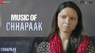 Music of Chhapaak   Deepika Padukone & Vikrant Massey   Shankar Ehsaan Loy   Gulzar