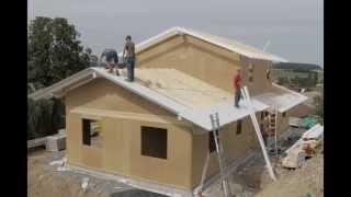 5 Days House Building Timelapse
