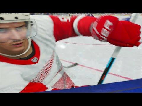 NHL 18 : EA FIXED HUT Ratings!!