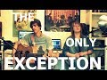 The Only Exception Live Acoustic Cover Paramore