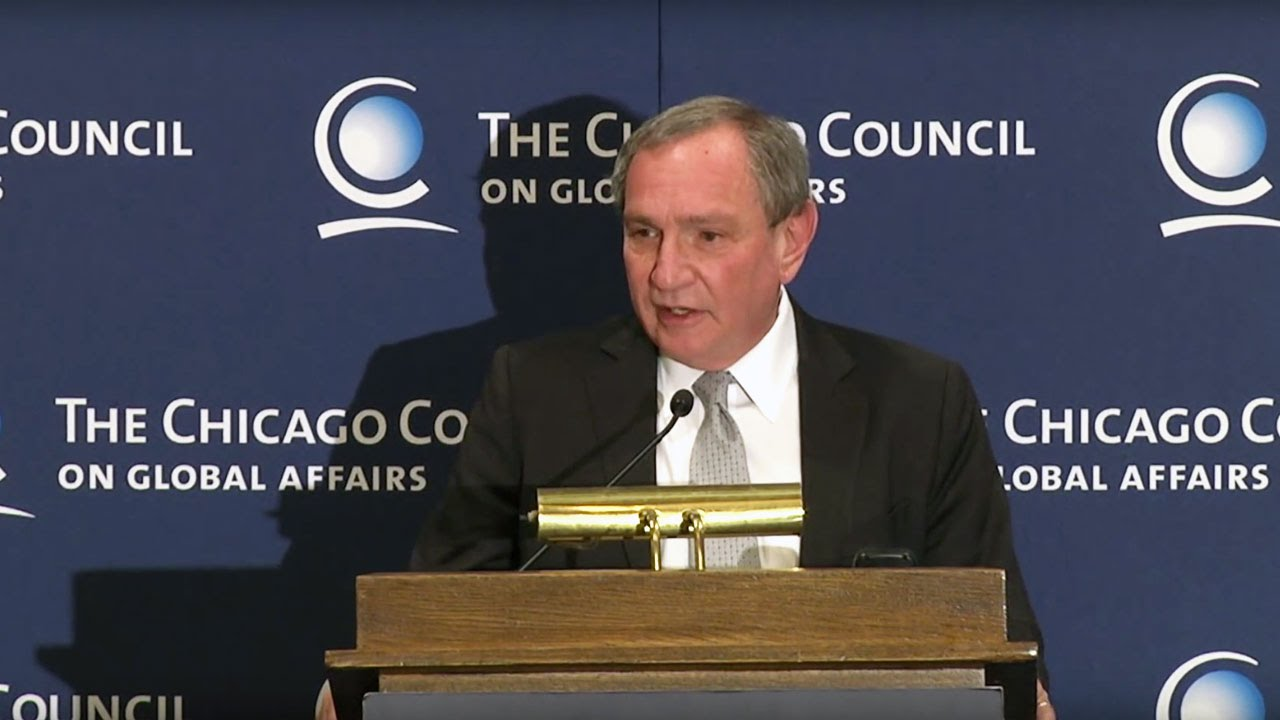 """George Friedman, """"Europe: Destined for Conflict?"""""""