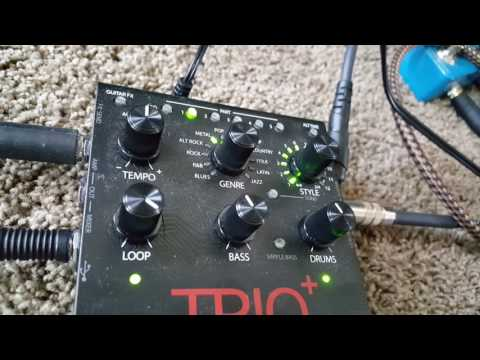 Digitech Trio+ Metal Sample 3