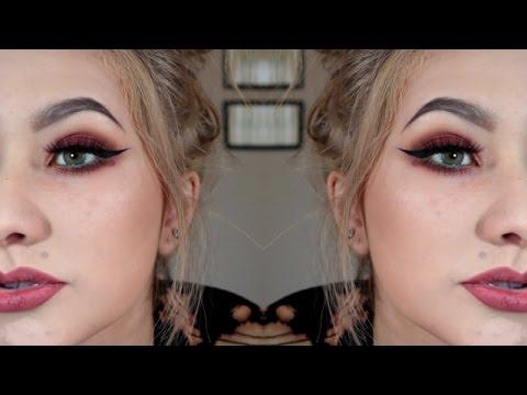 Grunge Smokey Makeup Tutorial