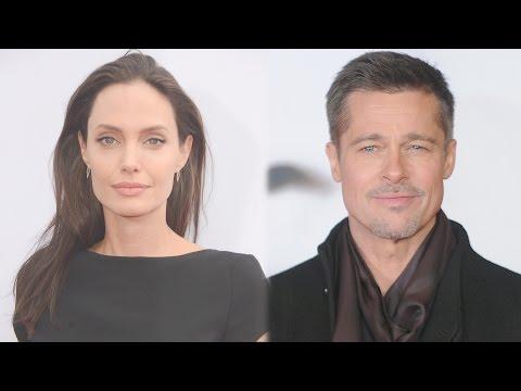 Angelina Jolie Approves of Brad Pitt's Request to Seal Children's Records | Splash News TV