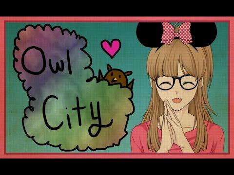 Owl City Favorited My Tweet!