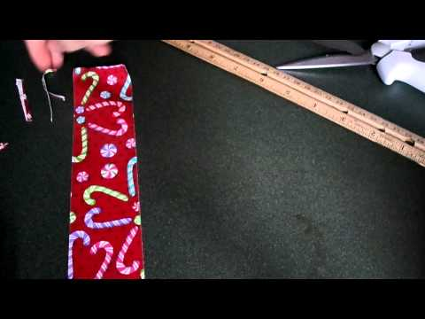 how to make 2 different duct tape bows